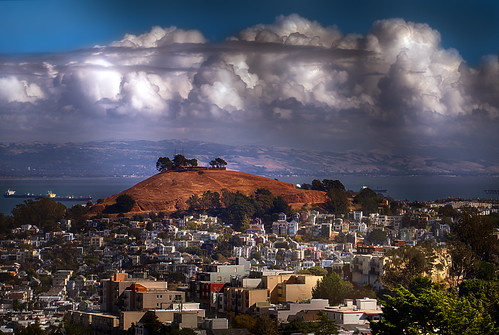 Bernal Clouds | by ericwagner