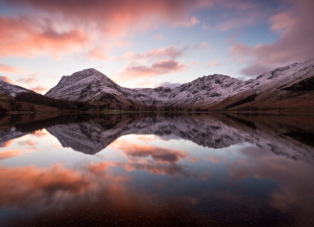 Buttermere reflections 4
