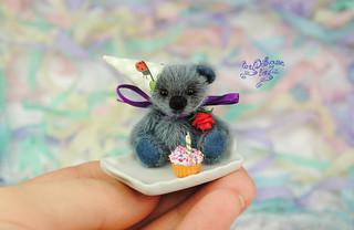 Happy Birthday Bears | by Zhanna Zolotina