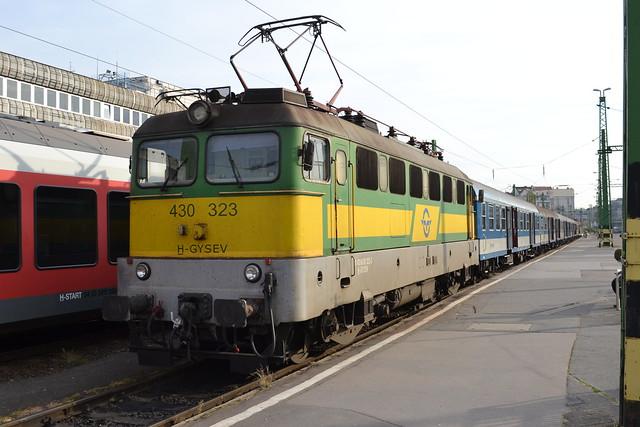 GYSEV 430323