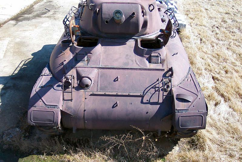 M7軽戦車(1)
