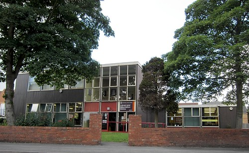 Heanor Library, Heanor, Derbyshire | by Lady Wulfrun