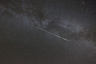 Perseid 12-08-13 11:42 UT | by astronomel