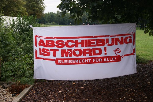 Abschiebung ist Mord | by Petra_Sitte_MdB
