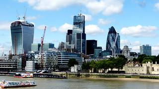 City of London | by Miradortigre