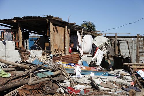 Lifesaving British aid reaches remote Philippines islands   by DFID - UK Department for International Development