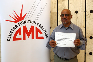 Adbelhay Mustafa  Boibat (ICBL) ©Giovanni Diffidenti-CMC | by Mines Action Canada