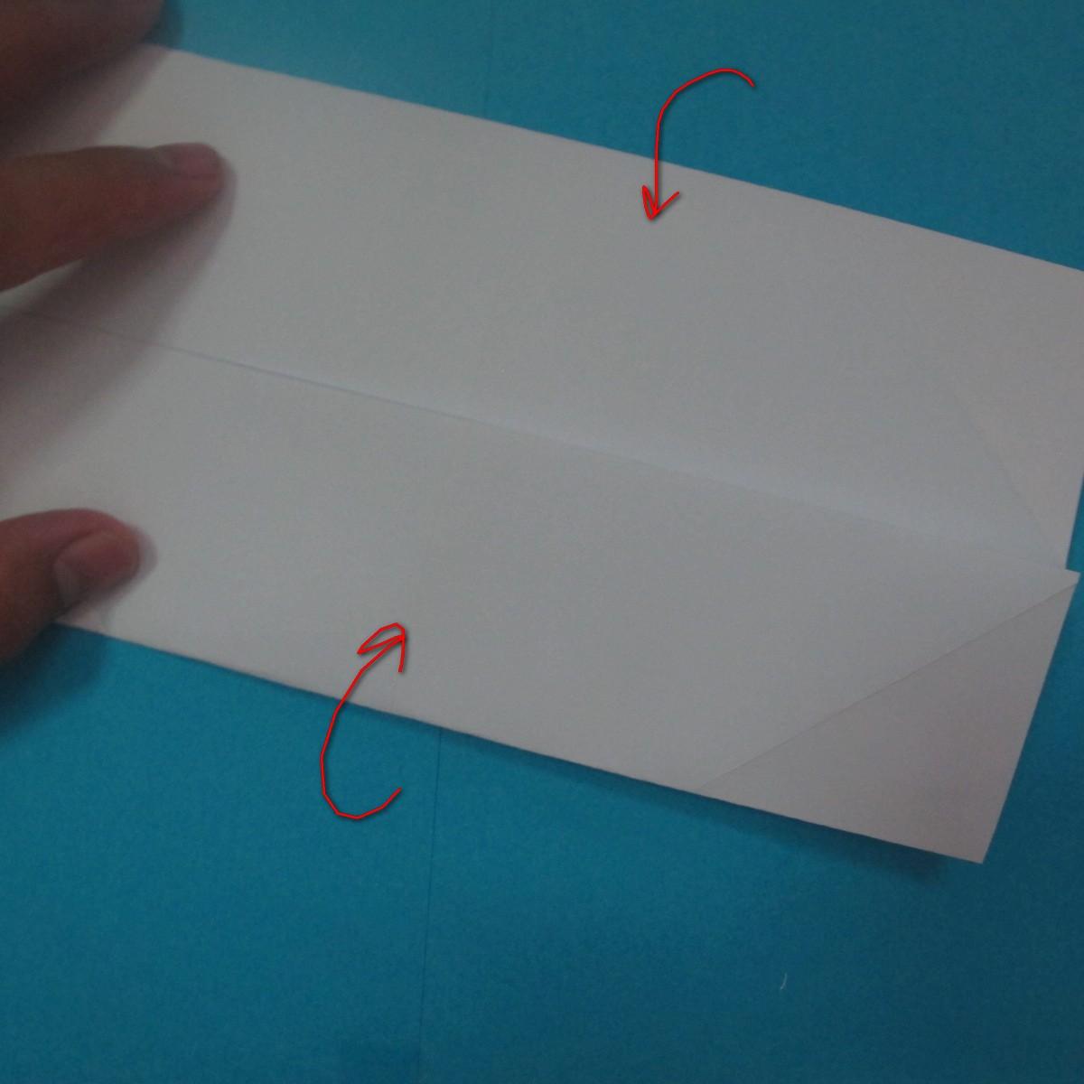 วิธีการพับกระดาษเป็นนกเพนกวิ้น 004