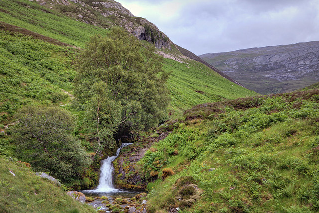 Assynt Waterfall