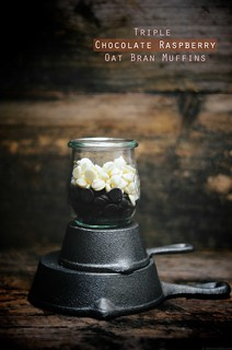 white and dark chocolate chips | by abrowntable