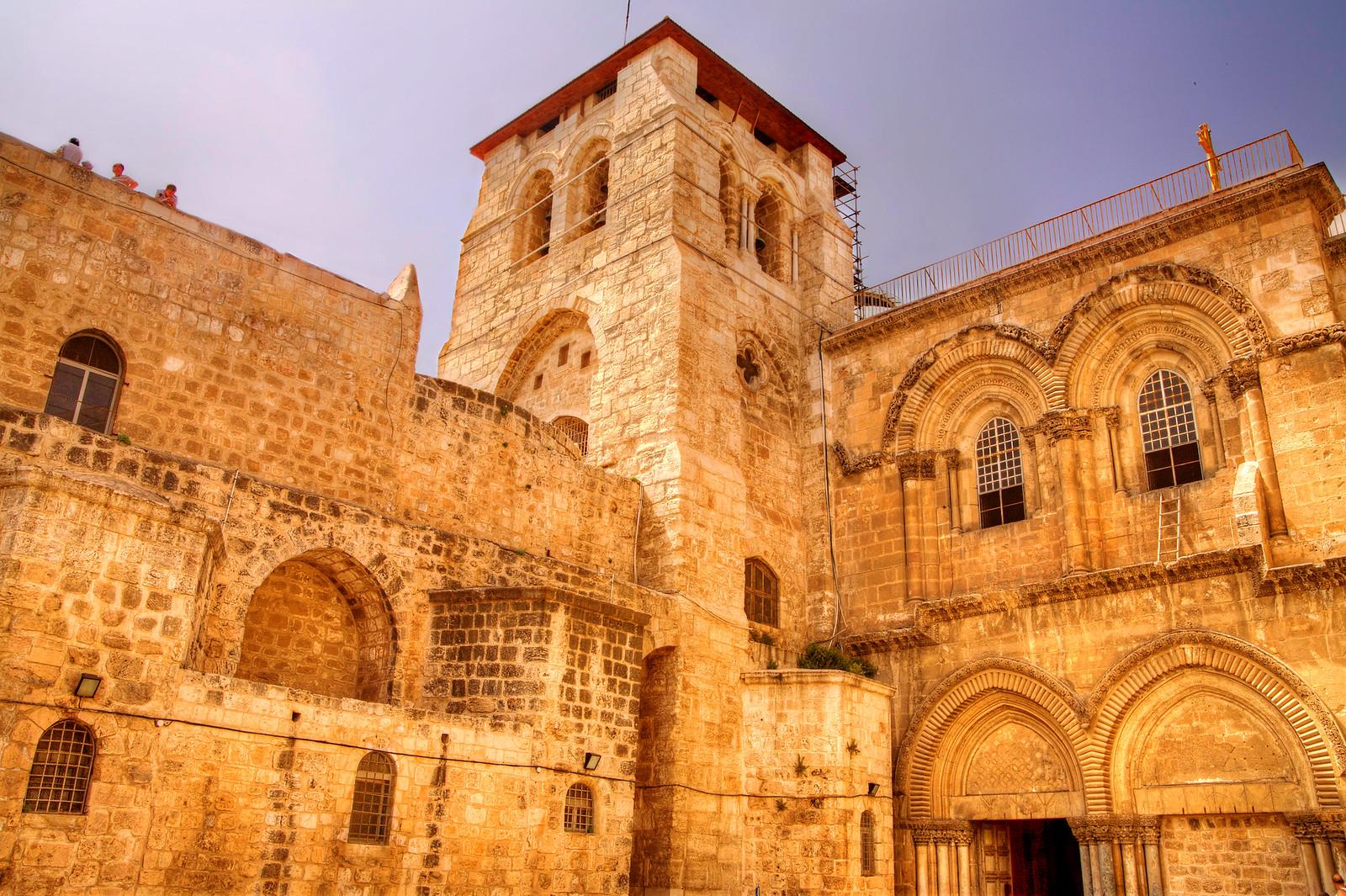 Jerusalem_Holy Sepulcher_1_Noam Chen_IMOT