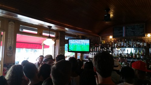World cup at bar tabac | by brusegard