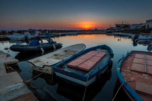 sicily sicilia italia italy torre sibiliana petrosino marsala trapani sunset tramonto boats barche harbour porticciolo marina canonefs1022mmf3545usm hdr 70d landscape seascape sun summer