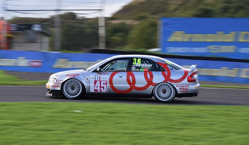 Audi A4 - Keith Butcher Photo