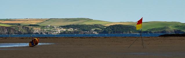 Bigbury on Sea Beach