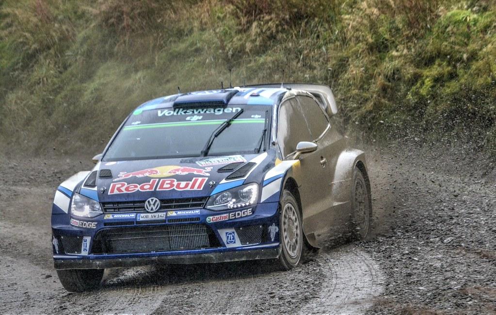 Volkswagen Polo R WRC - Ogier
