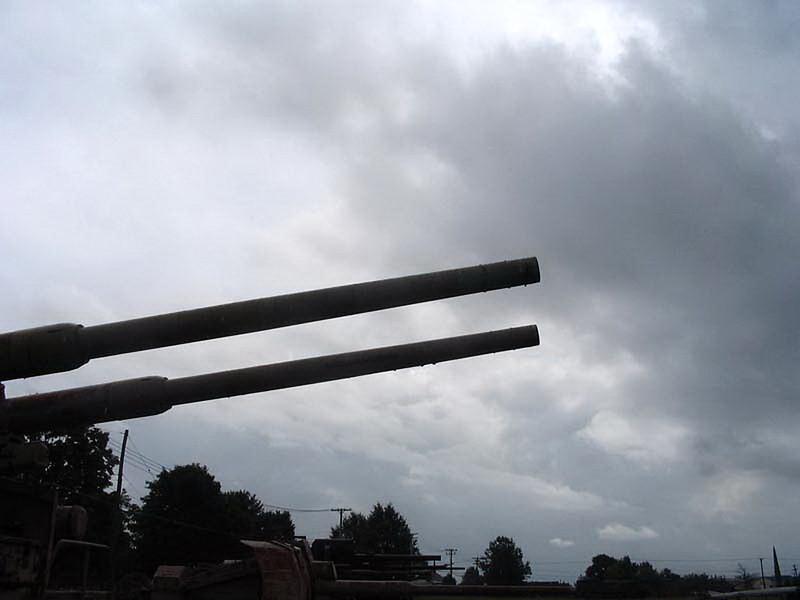 128mm FlaK 40 Zwilling (2)