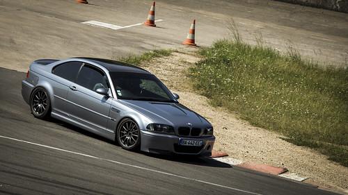 Montlhéry Trackday - 14 Juillet 2013 - BMW M3 E46 Photo