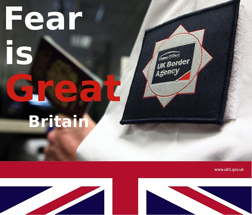 Fear is Great Britain | by Teacher Dude's BBQ