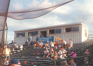 COMMUNITY FIELD GRANDSTAND