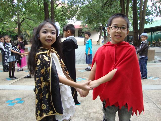 Halloween at School Thailand