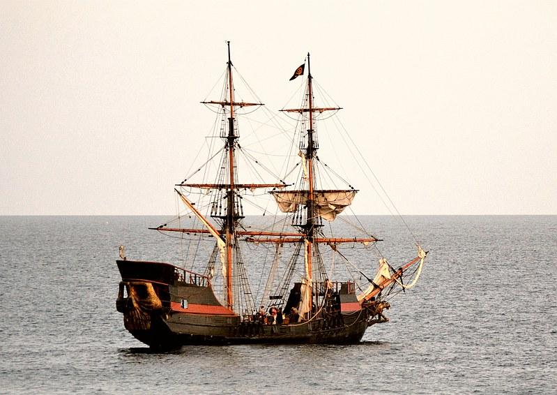 Pirate Ship 2. Nikon D3100. DSC_0181