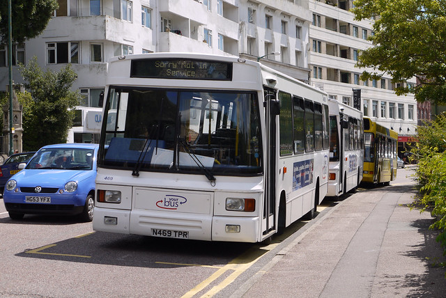Transdev Yellow Buses 469 (N469TPR)