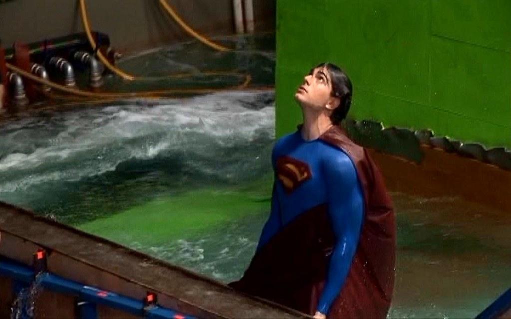 Superman behind the scenes   Superman Returns (2006)   Flickr