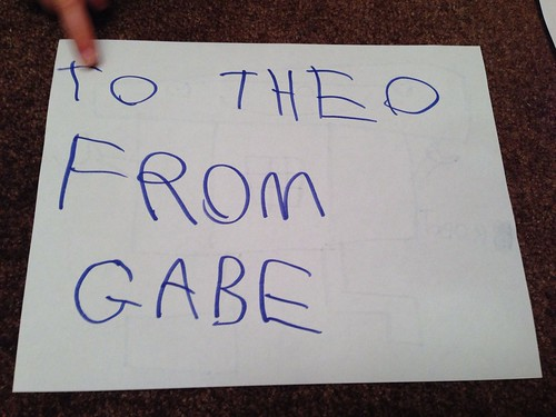 From Gabe to Theo | by Manue@PrettyKiku
