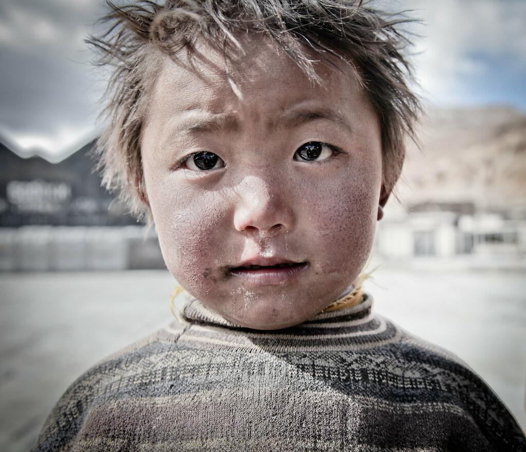 Tibetan Boy Sakya Tibet Erik T 246 Rner Is A Tibet Analyst