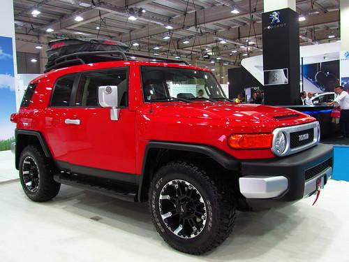 Toyota FJ Cruiser Limited 2013