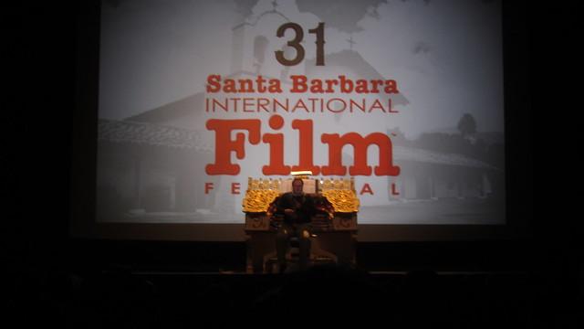 IMG_0984 31st Santa Barbara film festival Arlington theatre organ