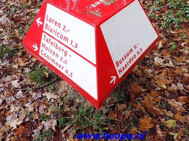 2016-11-09  Gooimeer tocht   25 KM   (87)