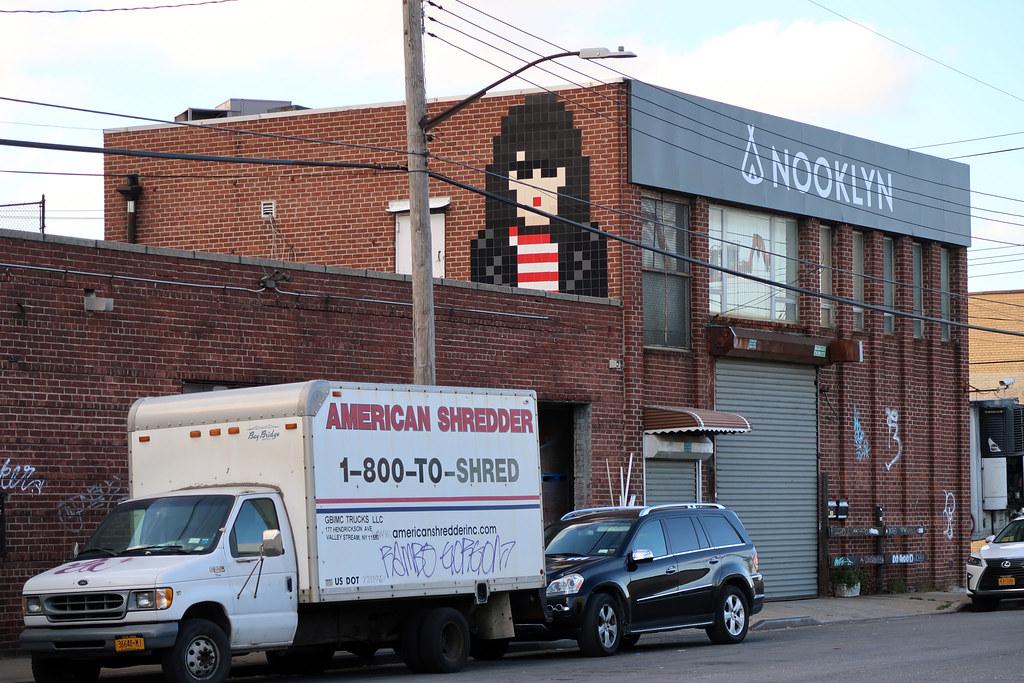 8-bit Joey Ramone | Joe Schumacher | Flickr