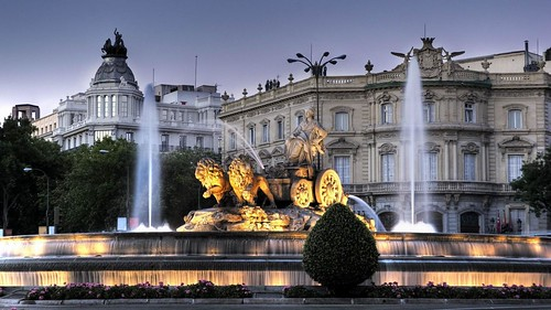 nature-landscapes_hdwallpaper_cibeles-fountain-in-madrid-spain_23655 | by DJANDYW.COM