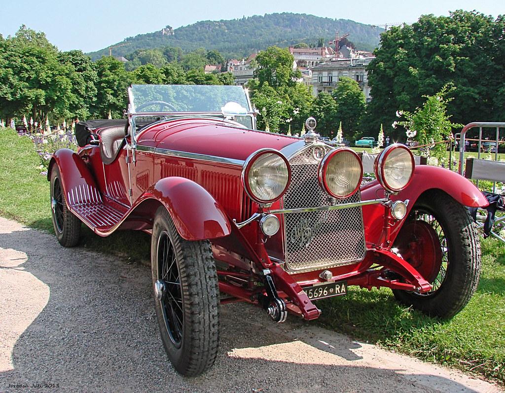 Oldtimer Meeting Baden-Baden