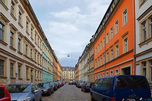 Dresden Neustadt   by superscheeli