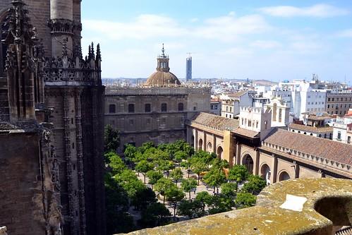 Patio de la Catedral   by Emilio__