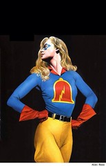 Liberty Belle by Alex Ross.
