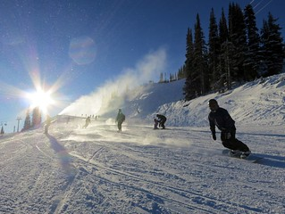 Whistler opening day 2013/14 | by Ruth and Dave