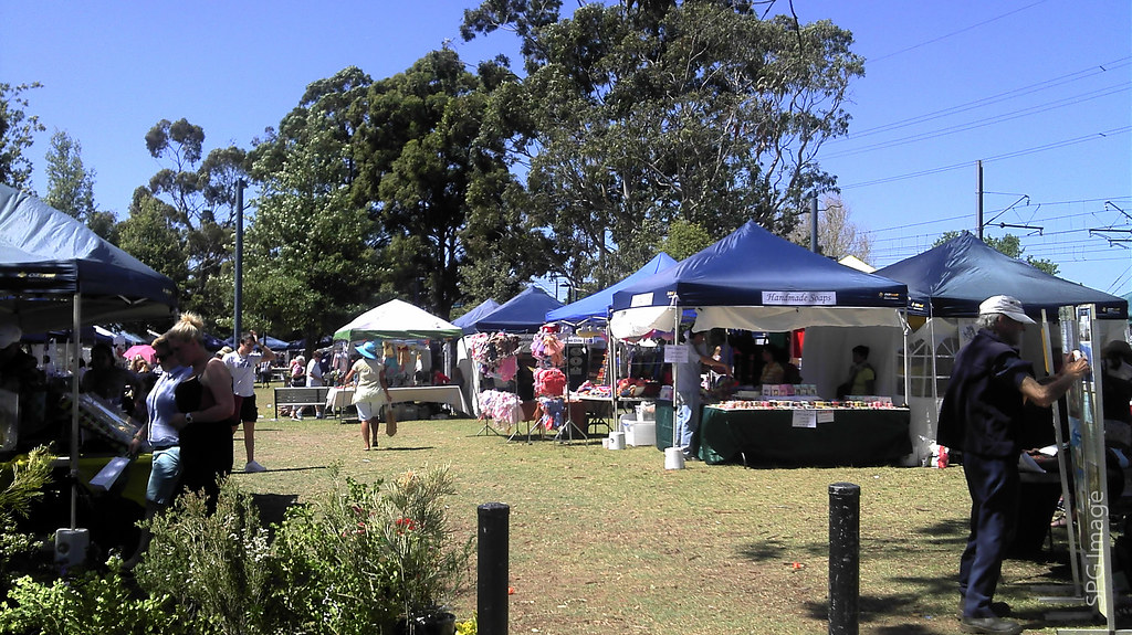 Revesby Market