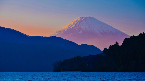 """Mt.Fuji - Lake Ashi of Japan """"Hakone"""""""