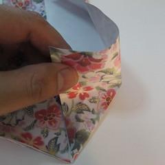 การพับกระดาษเป็นรูปหัวใจแบบ 3 มิติ 020