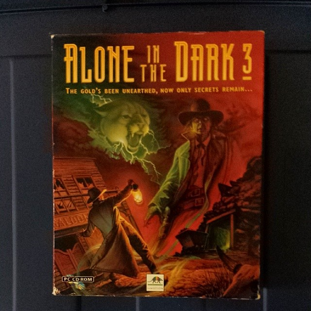 Alone In The Dark 3 Oldschool Aitd3 Infogrames Pcgamin Flickr