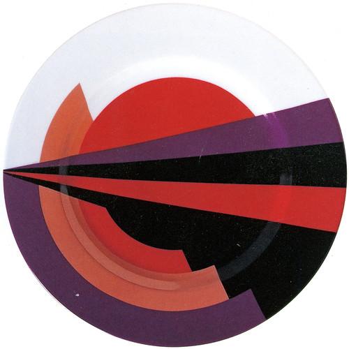Rainbow Room service plate