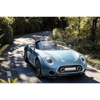 Mini 2014 Superleggera Vision