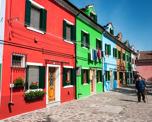 Burano Street | by Kevin R Thornton