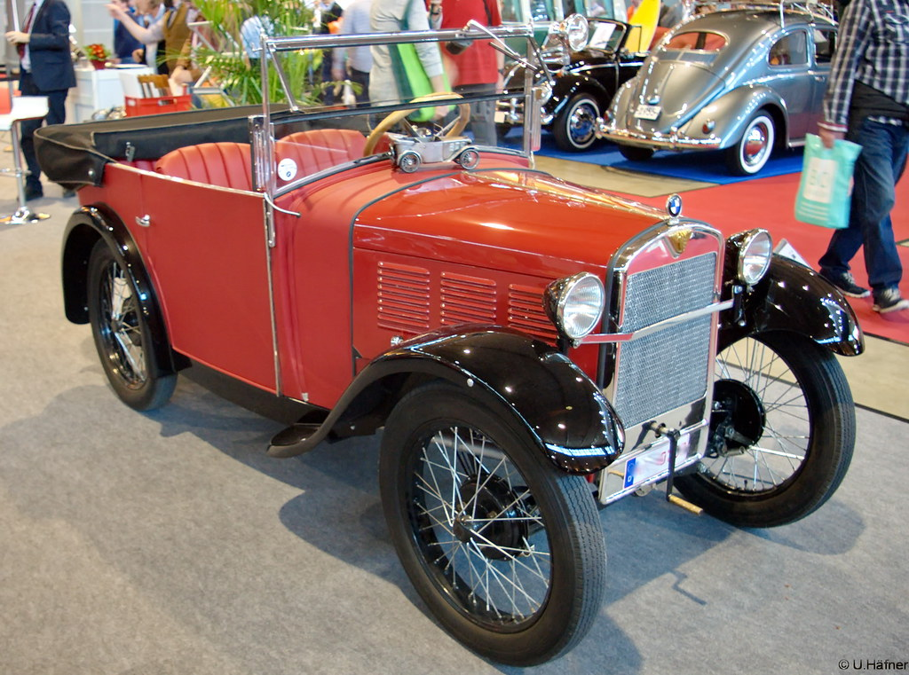 1929 BMW 3/15 PS Pheaton _b | Ulrich Häfner | Flickr