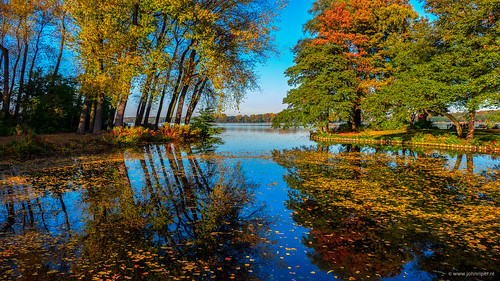 Autumn in Kralingen | by John Riper