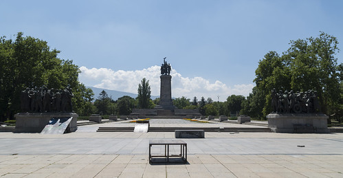 Monument to the Soviet Army, 22.07.2015. | by Dāvis Kļaviņš